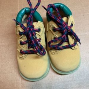 Toddler hiking boot